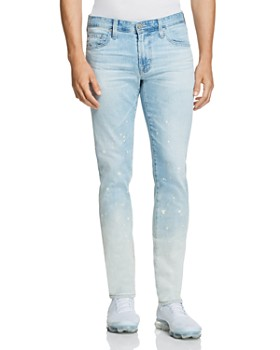 AG - Dylan Skinny Fit Jeans in 23 Years Oceanside