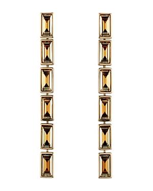 Atelier Swarovski Fluid Linear Drop Earrings