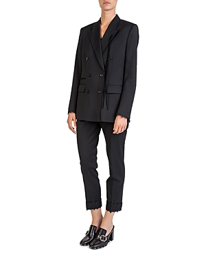 The Kooples Double-Breasted Blazer
