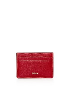 Furla - Babylon Leather Card Case
