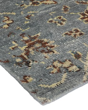 Solo Rugs - Modern Amias Hand-Knotted Area Rug Collection