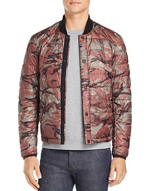 Belstaff Stokenham Camouflage-Print Down Jacket - 100% Exclusive