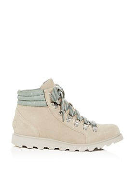 Sorel - Women's Ainsley Conquest Waterproof Suede Boots