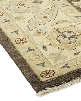 """Solo Rugs - Oushak Carlotta Hand-Knotted Area Rug, 8' 5"""" x 9' 10"""""""