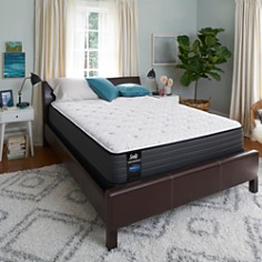 Sealy Posturepedic - Adams Street Tied Top Mattress & Box Spring Set Collection