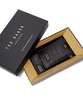 Ted Baker - Bawked Passport & Luggage Gift Set