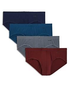 2(X)IST Cotton Bikini Briefs, Pack of 4 - Bloomingdale's_0