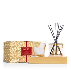 NEST Fragrances - Birchwood Pine Candle & Diffuser Set