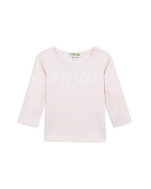 Kenzo Girls Logo Tee  Baby