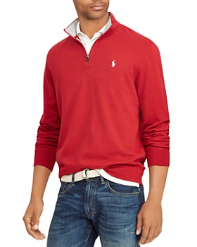Polo Ralph Lauren - Half-Zip Sweatshirt