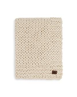 UGG® - Wharf Knit Throw