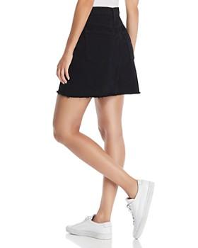 Nobody - Piper Denim Skirt in Signature