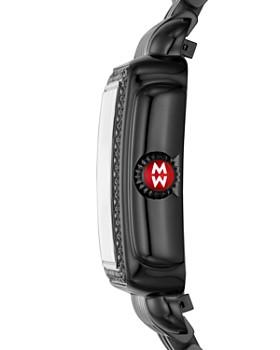 MICHELE - Black Deco Watch, 33mm x 35mm