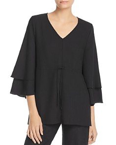 Lyssé - Tasha Tiered Bell Sleeve Top