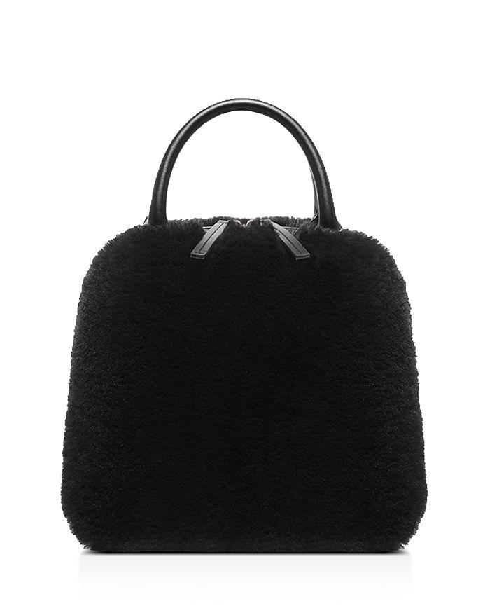 67893166da04 VASIC - Madison Small Leather   Faux Fur Crossbody