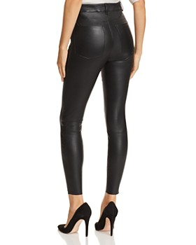Alice and Olivia - Mikah Leather Pants