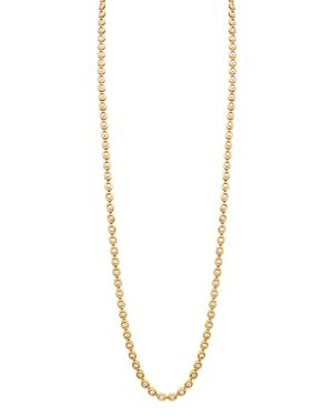 GUMUCHIAN 18K Yellow Gold Oasis Diamond Link Necklace, 33 in White/Gold