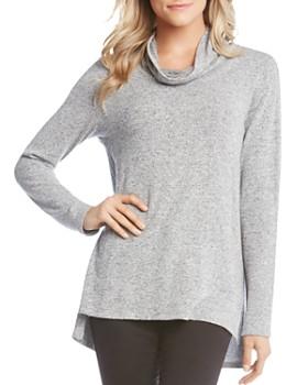 Karen Kane - Cowl Neck Sweater