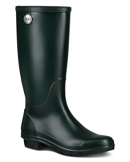 UGG® - Women's Shelby Matte Round Toe Rain Boots