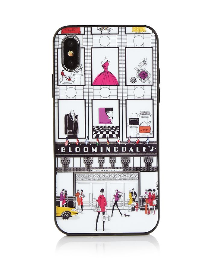 Bloomingdale's - Flagship Storefront iPhone X Case