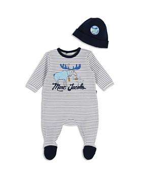 Little Marc Jacobs - Boys' Footie & Beanie Set - Baby