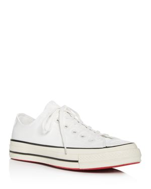 Chuck Taylor All Star 70 Patent Low Top Sneaker in White