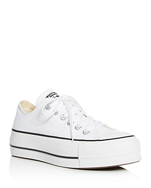 Converse Women's Chuck Taylor All Star Lace-Up Platform Sneakers