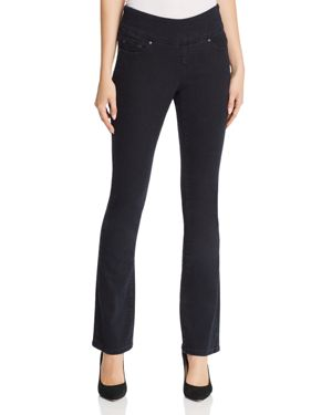 Jag Jeans Paley Bootcut Jeans in Black 3103744