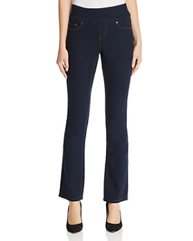 JAG Jeans - Paley Bootcut Jeans in Indigo
