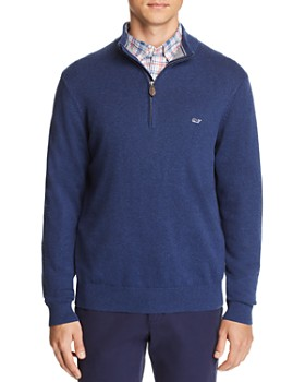 Vineyard Vines - Palm Beach Quarter-Zip Sweater