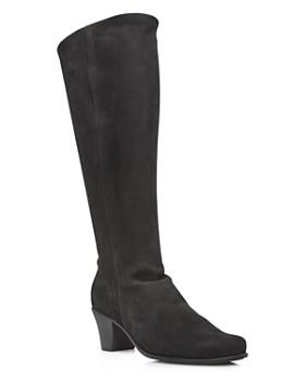Arche - Women's Maorka Nubuck Leather Tall Boots