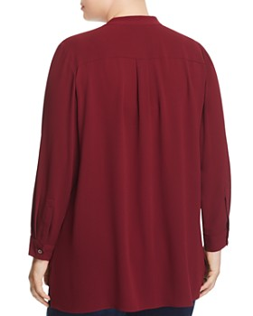 VINCE CAMUTO Plus - Textured Tunic