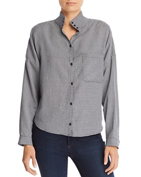Joie - Houndstooth Shirt