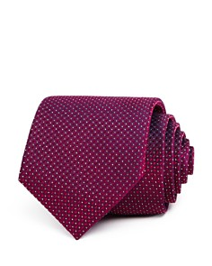 The Men's Store at Bloomingdale's - Micro-Neat Silk Classic Tie - 100% Exclusive
