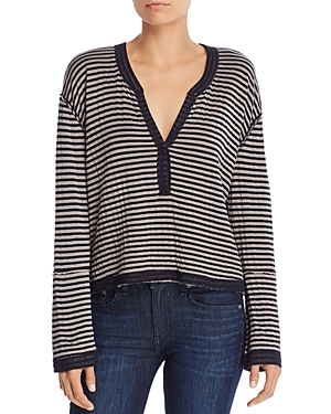Splendid Hemingway Striped Top