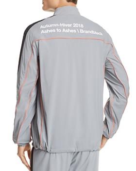 Brandblack - Graphic Pullover Jacket
