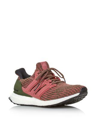 Ultraboost Primeknit Lace Up Sneakers