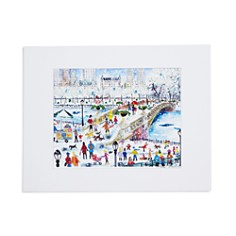 "Michael Storrings Bow Bridge Print, 11"" x 14"" - Bloomingdale's_0"