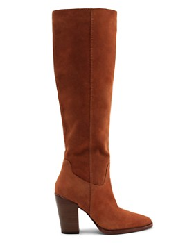 Dolce Vita - Women's Kylar Suede Over-the-Knee Slouch Boots