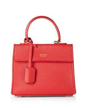 MATEO - Elizabeth Medium Leather Crossbody