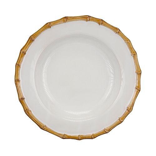 Juliska - Classic Bamboo Natural Pasta/Soup Bowl