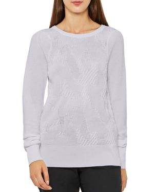 Reiss Bonita Textured Sweater