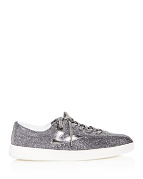 Tretorn - Women's Nylite Plus Glitter Lace Up Sneakers