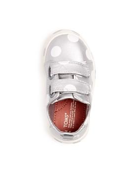 TOMS - Girls' Lenny Polka-Dot Sneakers - Baby, Walker, Toddler