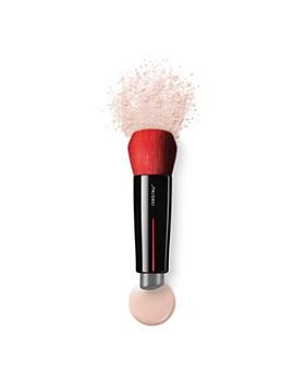 Shiseido - DAIYA FUDE Face Duo Brush