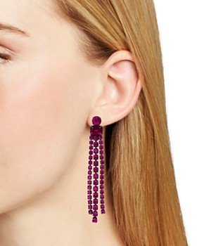 kate spade new york - Fringe Earrings