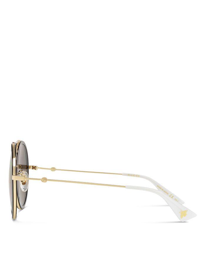 09867e3bb6b Gucci - Women s Tiger Round Mirrored Sunglasses
