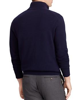 Polo Ralph Lauren - Merino Wool Half-Zip Sweater