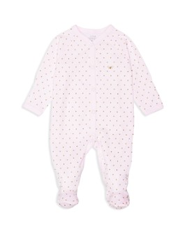 Livly - Girls' Saturday Dot Footie - Baby