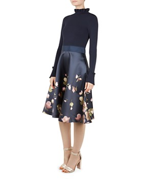 Ted Baker - Seema Floral Dress